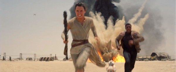 New Star Wars: The Force Awakens Character Descriptions Surface