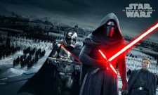 Kylo Ren Prepares For Full-Scale War In Star Wars: The Force Awakens International Poster