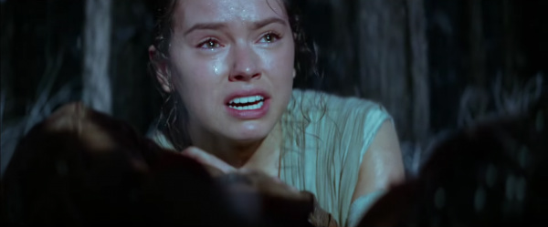 Watch Daisy Ridley And John Boyega Woop And Cheer To The Star Wars: The Force Awakens Trailer