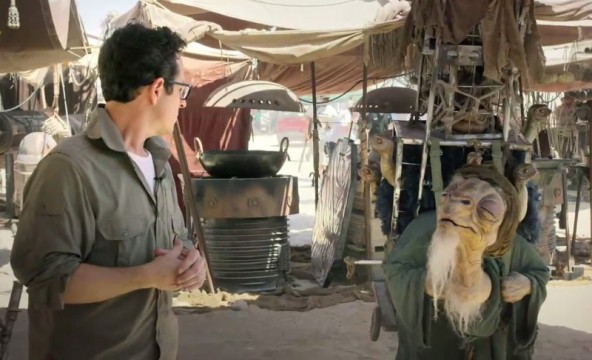 J.J. Abrams Considered Including References To Original Trilogy In Star Wars: The Force Awakens