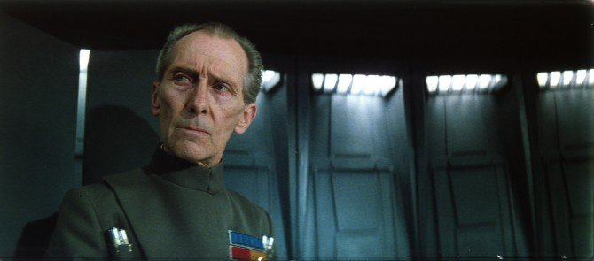 Will Peter Cushing's Grand Moff Tarkin Return For Rogue One: A Star Wars Story?