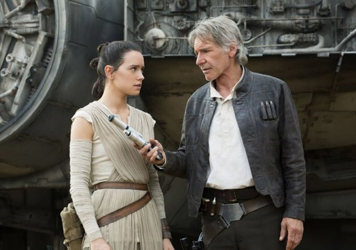 Star Wars: The Force Awakens Breaks Yet Another Record