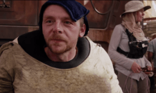 Is This Our First Look At Simon Pegg's Star Wars: The Force Awakens Character?