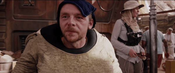 Simon Pegg Tears The Star Wars Prequels Apart In Brutal Fashion