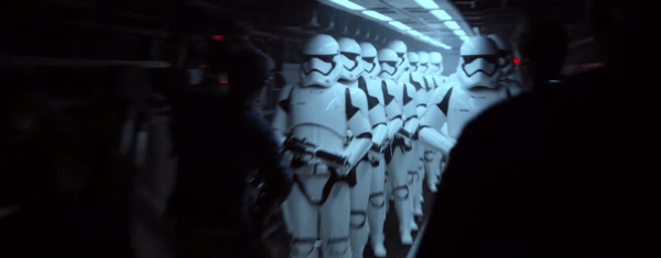 Star Wars: The Force Awakens Really Did Feature Daniel Craig As A Stormtrooper