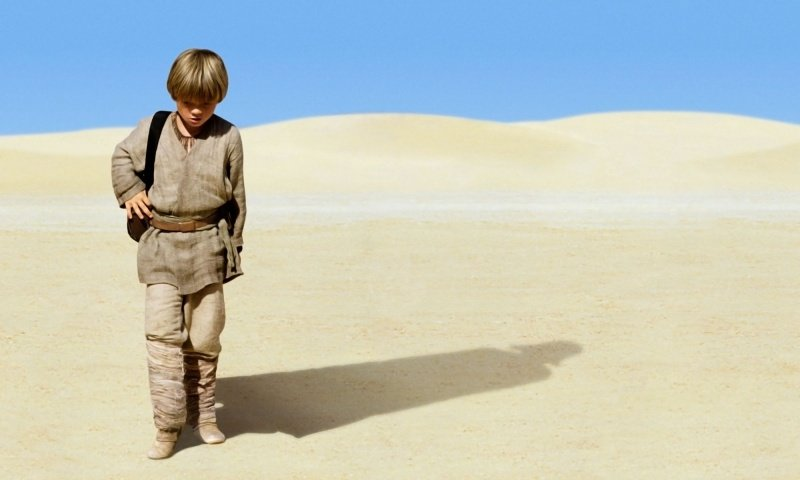 star wars young anakin skywalker 1 10 Awful Prequels That Are Just The Worst