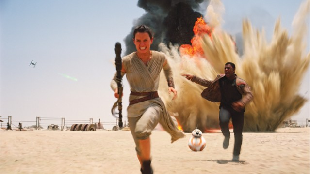 Star Wars: The Force Awakens Does $57 Million On Thursday Night