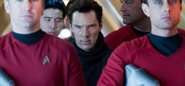 Star Trek Into Darkness Reveals New Motion Poster And New Images