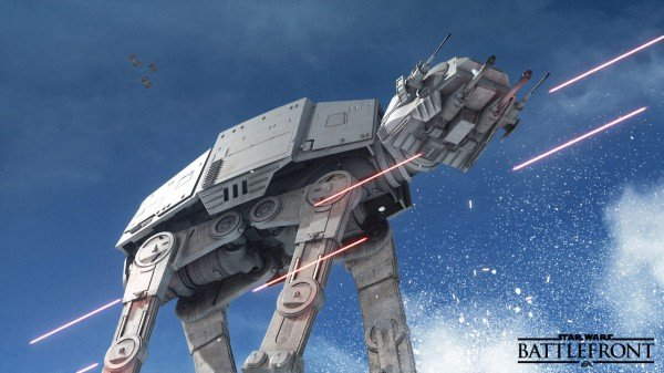 Take To The Skies With Star Wars Battlefront's Fighter Squadron Mode