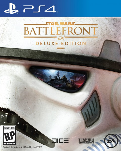 Star Wars Battlefront Deluxe Box Art Appears Online As DICE Preps For E3 Gameplay Reveal