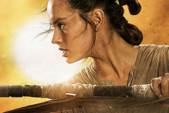 J.J. Abrams On The Mystery Of Rey's Parentage In Star Wars: The Force Awakens