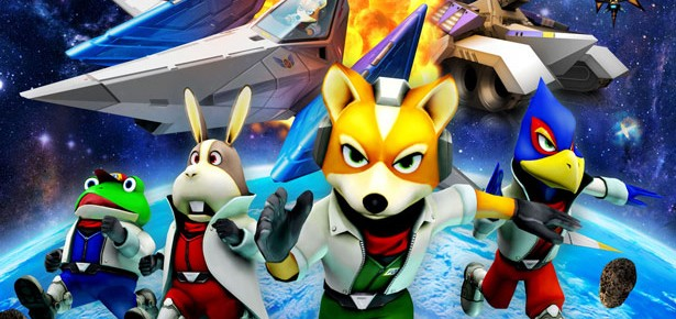 Star Fox Zero Announced For Holiday 2015 Release
