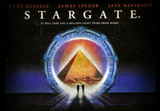 Stargate Reboot Lands Two Writers