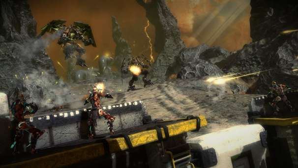 starhawk e3 2011 screenshots Starhawk Public Beta Schedule Detailed