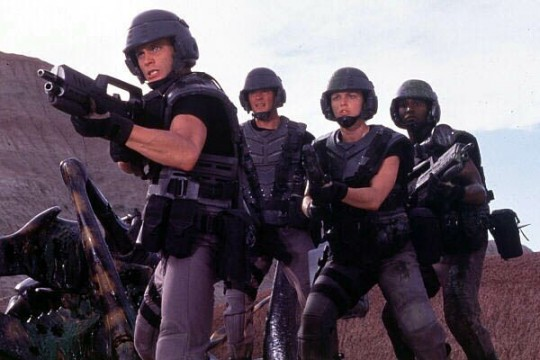 starshiptroopersremake 1322848397 540x360 We Got This Covereds Top 100 Action Movies