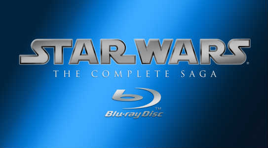 Star Wars: The Complete Saga Gets Its Blu-Ray Release Date