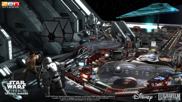 Star Wars Pinball: The Force Awakens Pack