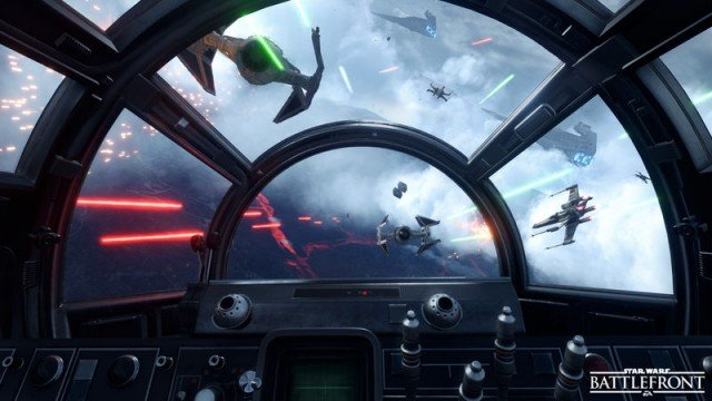 EA Reveals Star Wars Battlefront File Sizes Across All Platforms