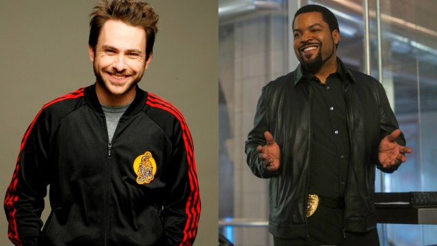Ice Cube And Charlie Day Will Fist Fight For New Line