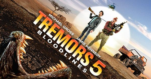 Tremors 5: Bloodlines Reviews