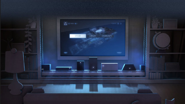 Valve's Steam Machine To Launch Before The Year's End