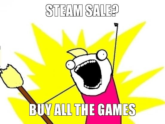 Steam Sale Day 14: We Made It