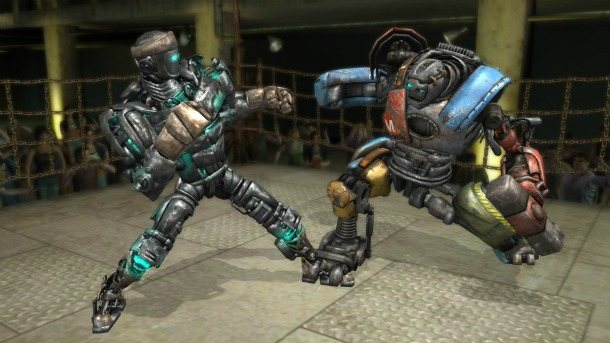 New Real Steel DLC Available For Xbox LIVE