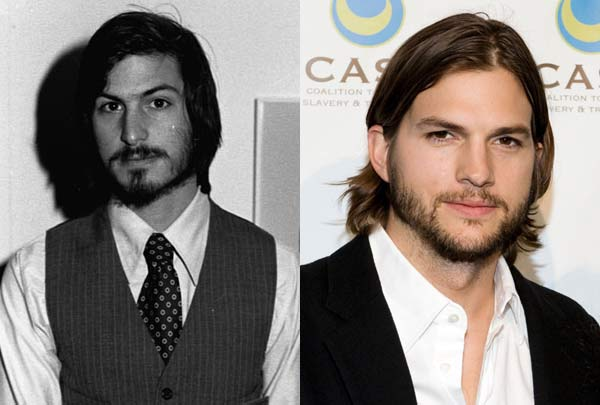 New On-Set Images Of Ashton Kutcher As Steve Jobs In JOBS