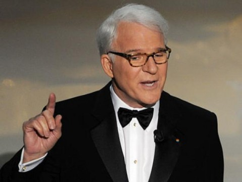 Steve Martin In Talks To Attend Magic Camp For Disney