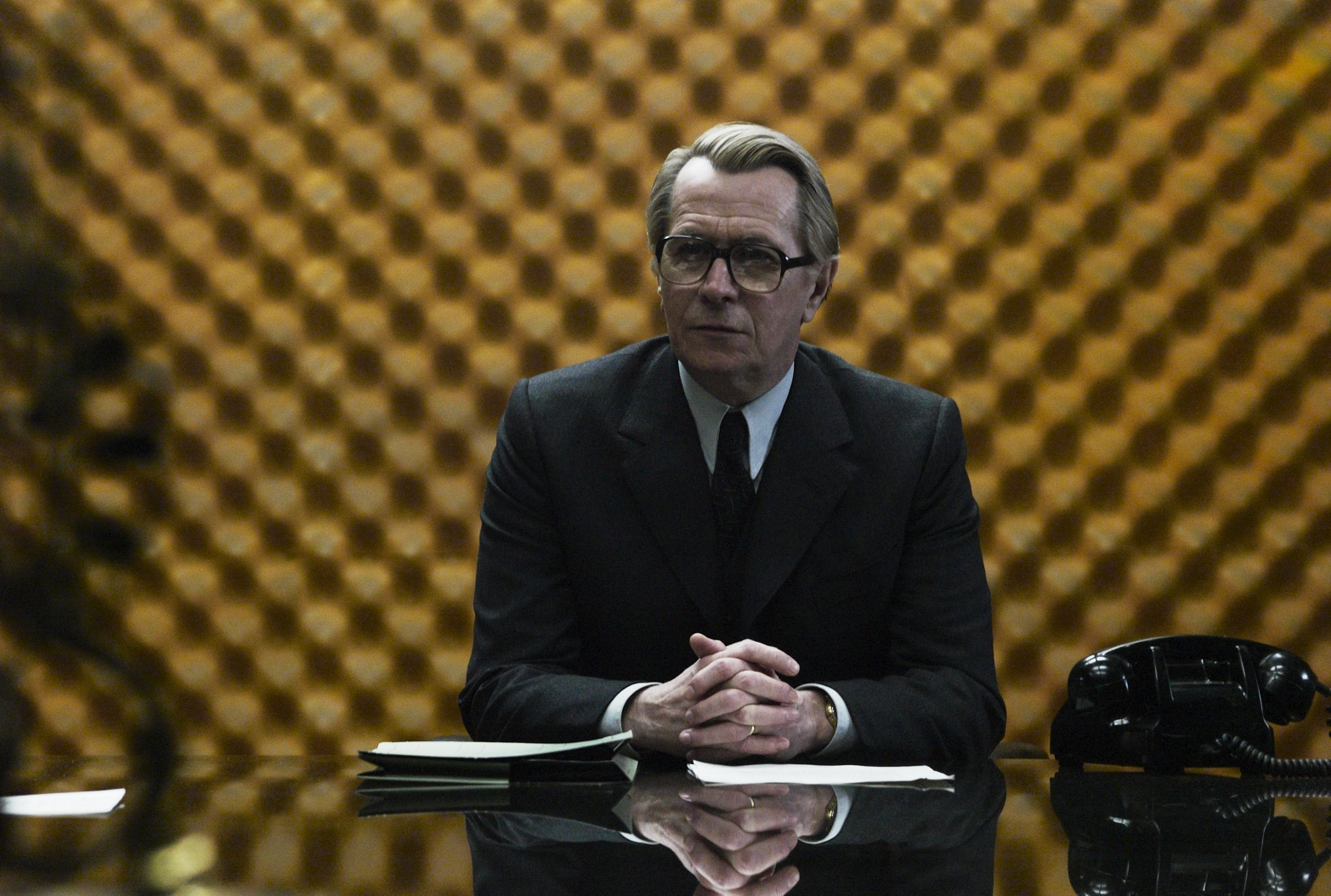 still Tinker Tailor Soldier Spy Review
