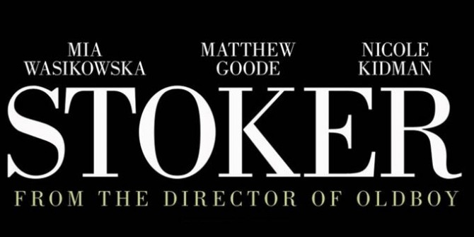 First Trailer For Park Chan-Wook's Stoker