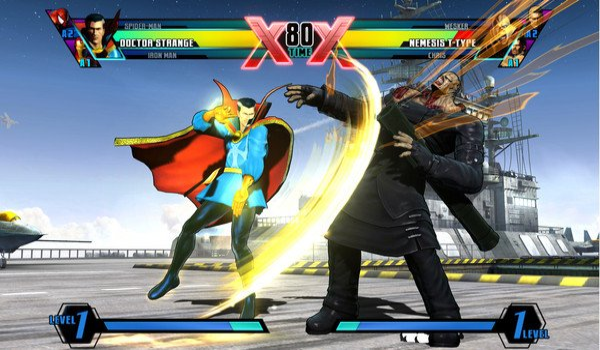 Dr. Strange And Nemesis Finally Revealed For Ultimate Marvel vs. Capcom 3