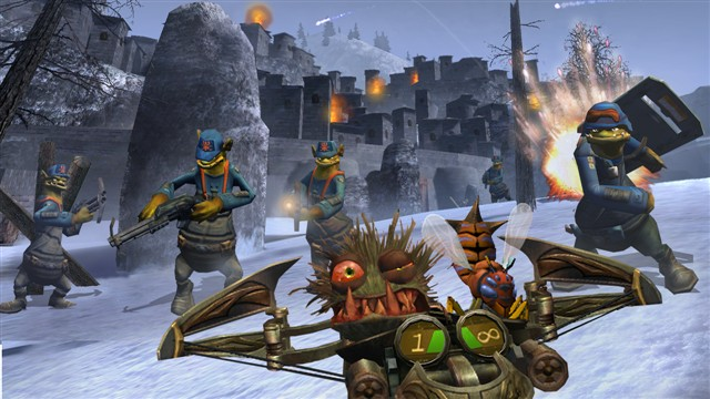 PSN To Get Oddworld: Stranger's Wrath By The End Of 2011