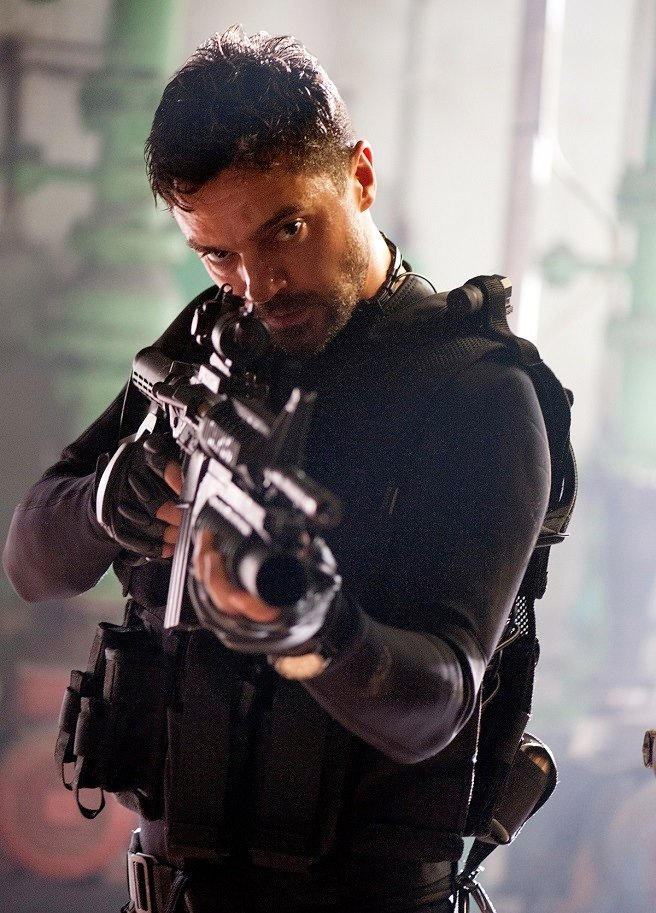 First Look At Dominic Cooper As Stratton