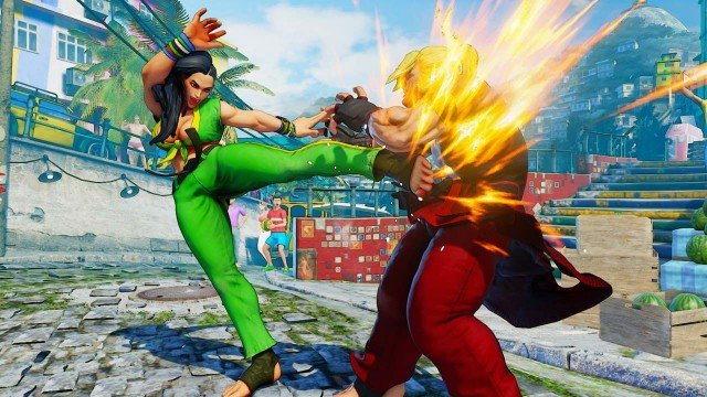 Capcom Fast-Tracks Series Of Fixes To Combat Street Fighter V Launch Issues