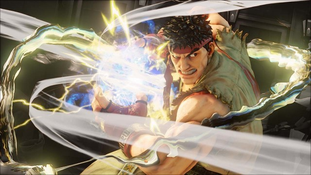 Capcom Looking Into Implementing An Arcade Mode For Street Fighter V