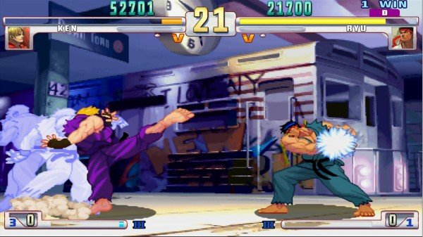 Capcom Releases Street Fighter III: Third Strike Online Edition