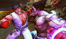 New Characters Revealed For Street Fighter X Tekken, Pac-Man And Mega Man Teased