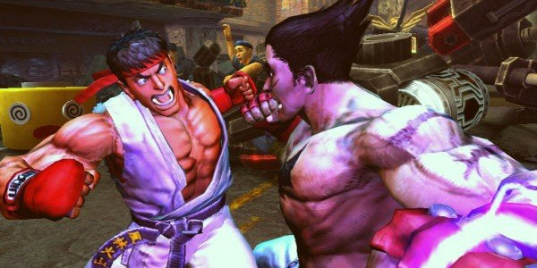 Street Fighter X Tekken Vita Fighters Will Eventually Come To Consoles