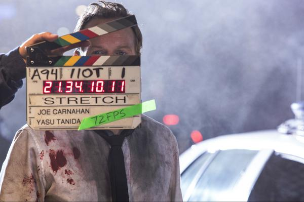Sneak A Peek At First Images And Teaser Clip From Joe Carnahan's Stretch