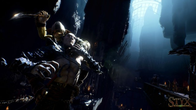 Styx: Shards Of Darkness Will Bring Everyone's Favorite Goblin Thief Back For More