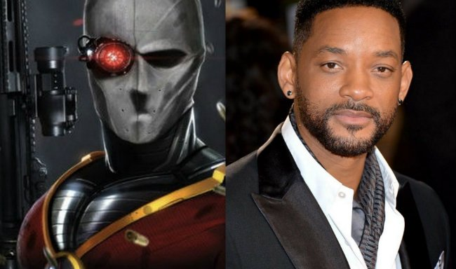 Suicide Squad Set Photos Reveal First Look At Will Smith As A Younger Deadshot