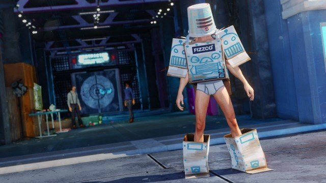 Sunset Overdrive: Dawn Of The Rise Of The Fallen Machines DLC Review