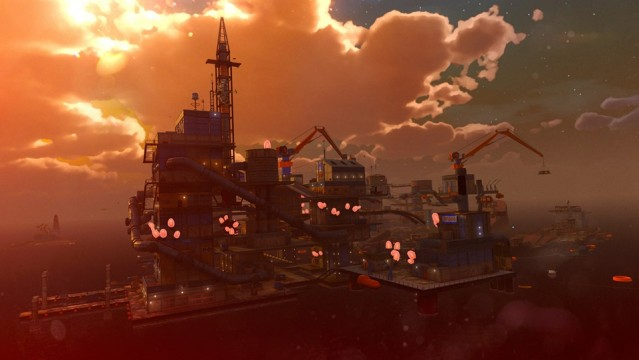 Sunset Overdrive And The Mystery Of The Mooil Rig! DLC Review