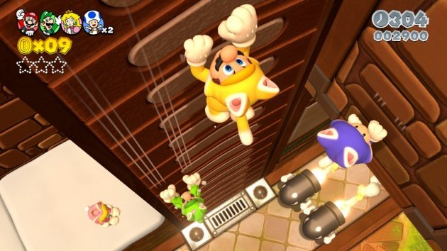 Miyamoto: Super Mario 3D World Doesn't Mean The Mario Galaxy Series Is Over