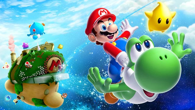New 3D Mario And Mario Kart Announced For Wii U, Details At E3