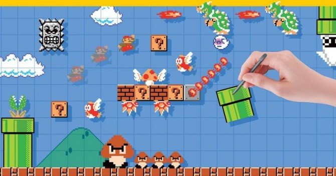 Super Mario Maker Getting New Costumes In Europe This Month