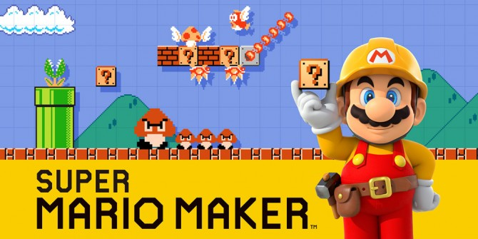 Mercedes Have Created A Playable Course For Super Mario Maker
