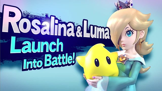 super smash bros rosalina luma wii-u 3ds copy