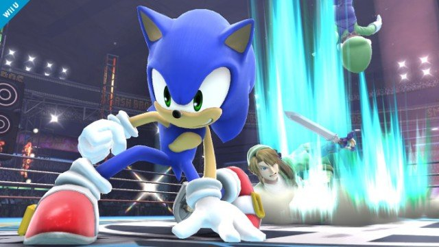 Nintendo Confirms Sonic For Super Smash Bros. Wii U And 3DS